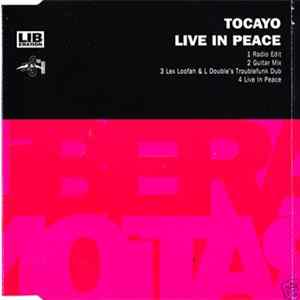 Download Tocayo - Live In Peace